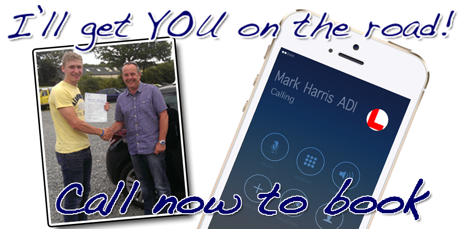 Driving lessons with Mark J Harris School of Motoring
